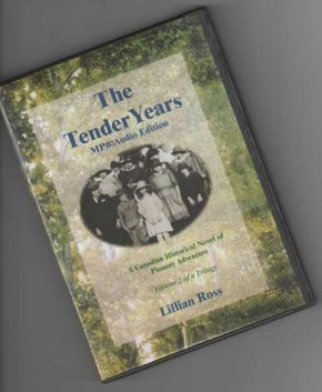 The Tender Years Audio Book